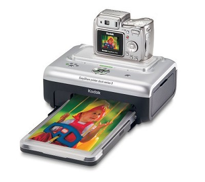 Easyshare Z700 Digital Camera with Printer Dock Series 3 Kit