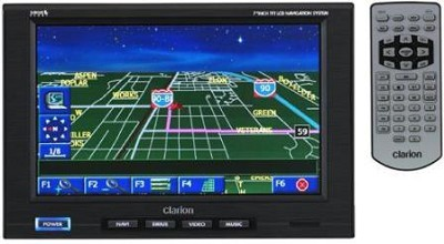 N.I.C.E-- Navigation in-car Entertainment System