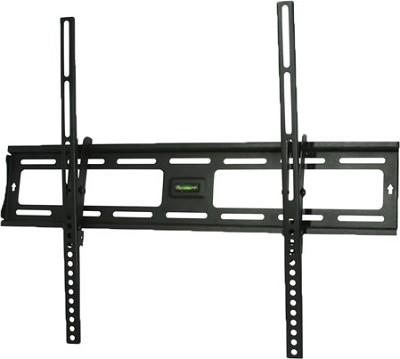 37- 90 Inch Ultra Slim Tilting Wall Mount Steel Construction Easy Install