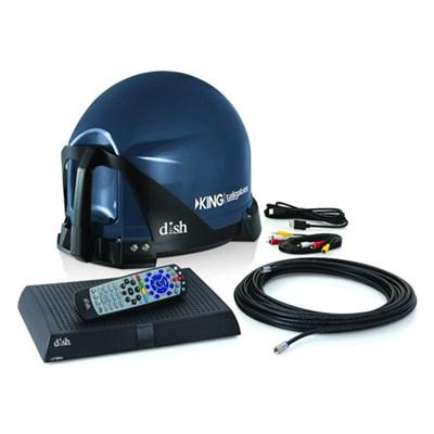 VQ4510 King Dish Tailgater Portable Satellite TV System