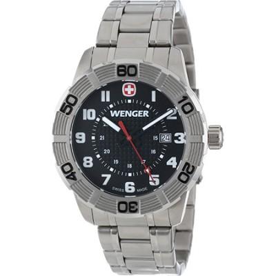 Men's Roadster Sport Watch - Stainless Steel/Black