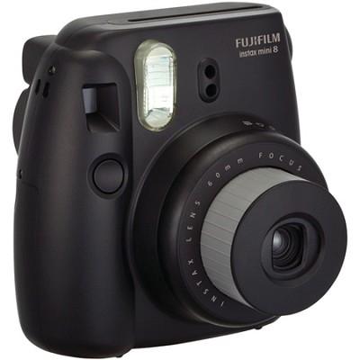 Instax 8 Color Instax Mini 8 Instant Camera - Black