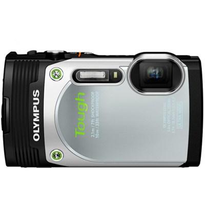 TG-850 16MP Water-Shock-Freezeproof Digital Camera (Certified Refurbished)