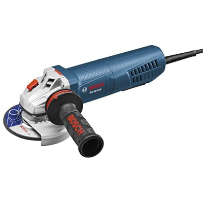 4-1/2` High-Performance Angle Grinder with Paddle Switch - OPEN BOX