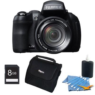 FinePix HS35EXR Digital Camera 8GB Kit