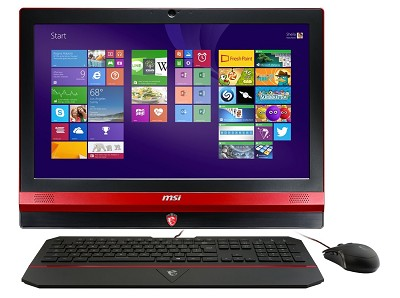 G Series AG240 2PE-009US 23.6`  Intel Core i7-4700HQ  All-in-One Desktop