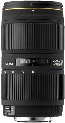50-150mm f/2.8 APO EX DC HSM Telephoto Lens for Canon Digital EOS