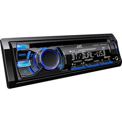KDA845BT 1-DIN CD Receiver - OPEN BOX