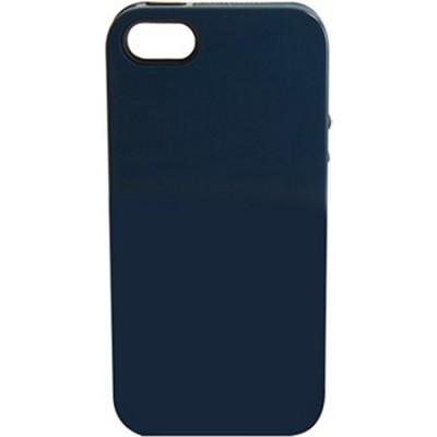 Inlay Hybrid Case for iPhone 5 - Slate (Slate/Black)