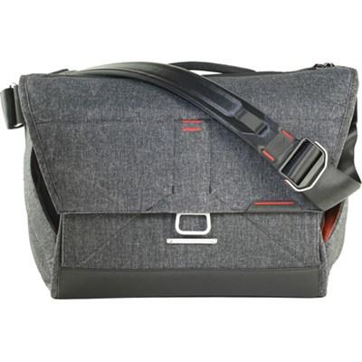 Everyday 15` DSLR Camera Messenge Bag (Charcoal) (BS-BL-1)
