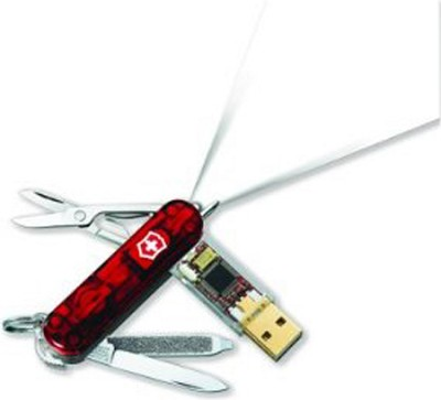Swissflash Ruby Mini Multi-Tool (4GB)
