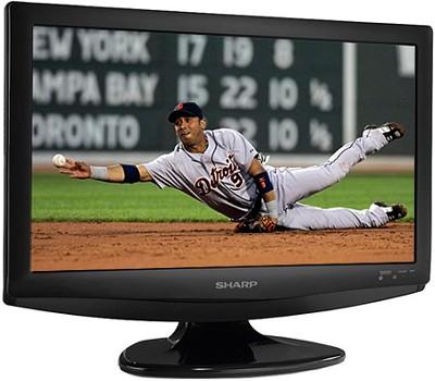 LC-19SB25U 19` High-definition LCD Flat-Panel TV - Open Box