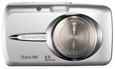 Stylus 600 Digital Camera