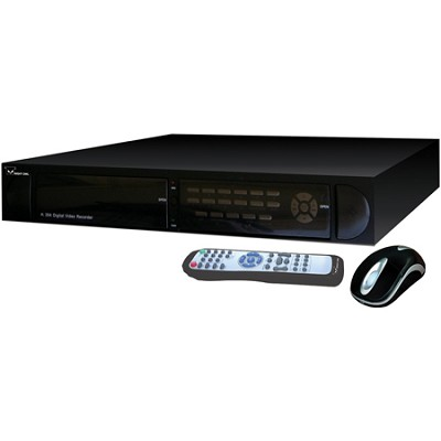 Refurbished 16 Channel H.264 DVR with 500GB HD