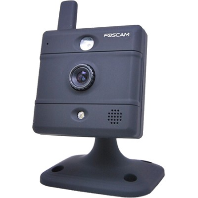 FI8907W Wireless IP Camera - Black