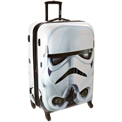 28` Hardside Spinner Suitcase (Star Wars Storm Trooper)