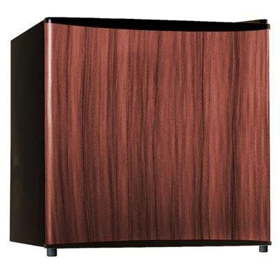 1.6 Cu. Ft. Single Reversible Wood Door Refrigerator - WHS-65LWD1