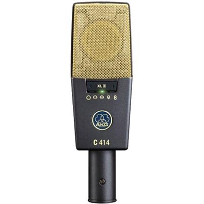 Pro Audio C414 XLII Vocal Condenser Microphone, Multipattern