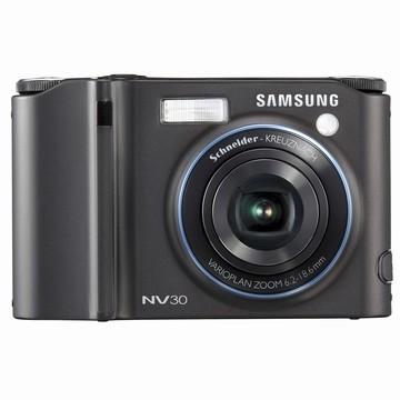 NV30 8MP 2.5` LCD Digital Camera (Black)