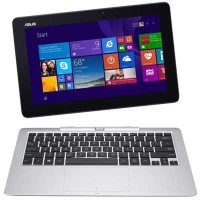 Transformer T200TA-B1-BL 11.6` Intel Atom Z3775 Quad-core 2-in-1 Netbook