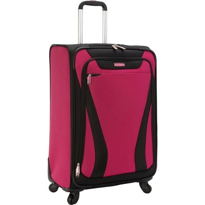 Aspire Gr8 25` Exp. Spinner Suitcase - Bright Pink