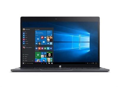 XPS9250-1827 12.5` FHD Touchscreen  Intel Core M 6Y54 2 in 1 Laptop - OPEN BOX