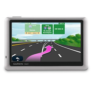 Nuvi 1450 GPS Navigation System with 5` LCD Screen (Refurbished)