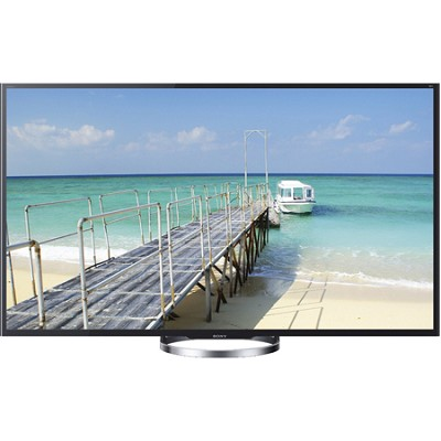 XBR65X850A 65-Inch 4K Ultra HD 120Hz 3D LED HDTV