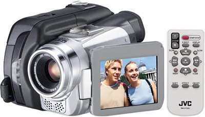 GR-DF450US Mini-DV Digital Video Camcorder