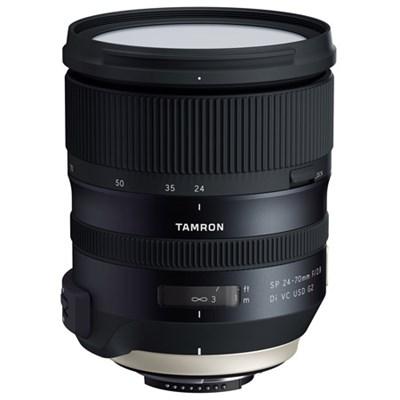 SP 24-70mm f/2.8 Di VC USD G2 Lens for Nikon Mount (OPEN BOX)