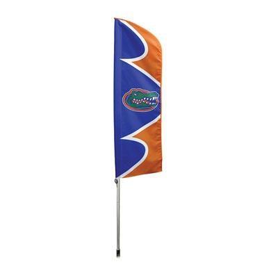 UofFlorida Swooper FlagAndPole