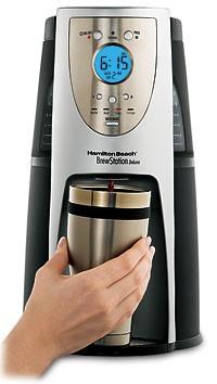BrewStation Deluxe 12 Cup Coffeemaker