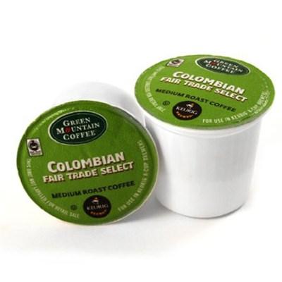 Green Mountain Coffee - Colombian Fair Trade Select