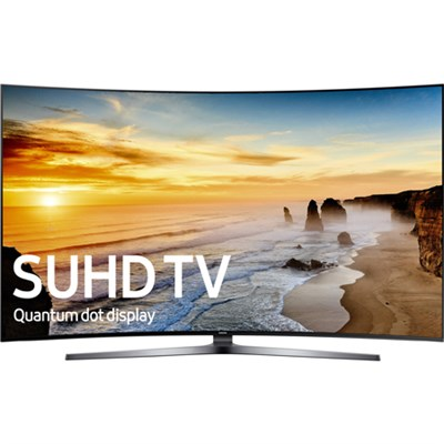 78-Inch Curved 4K SUHD HDR 1000 Smart LED TV - KS9800 9-Series OPEN BOX