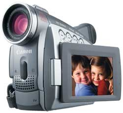 ZR-85 MINI-DV CAMCORDER