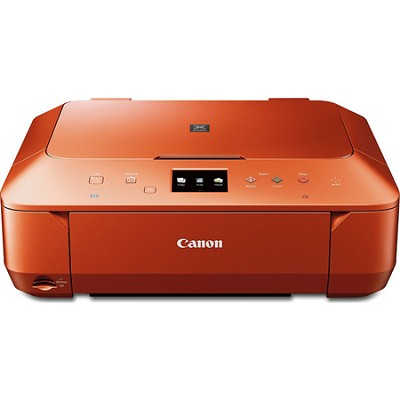 PIXMA MG6620 Wireless Color Photo All-in-One Inkjet Printer - Orange