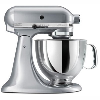 KSM150PSMC - Artisan Series 5-Quart Mixer, Metallic Chrome