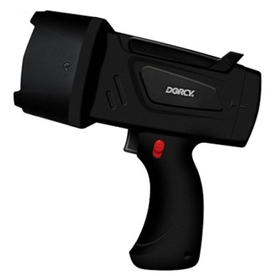 41-1052 Pistol Grip LED Spotlight with Trigger Lock Switch and Handle Stand