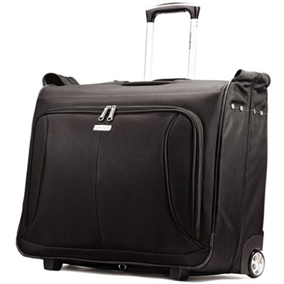 Aspire XLite Wheeled Garment Bag Soft-Side Luggage (Black) 74573-1041