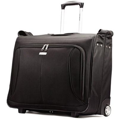 Aspire XLite Wheeled Garment Bag Soft-Side Luggage (Black) 74573-1041