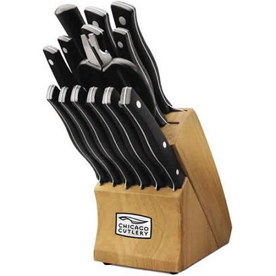 Metropolitan 15-Piece Block Knife Set - 1073704