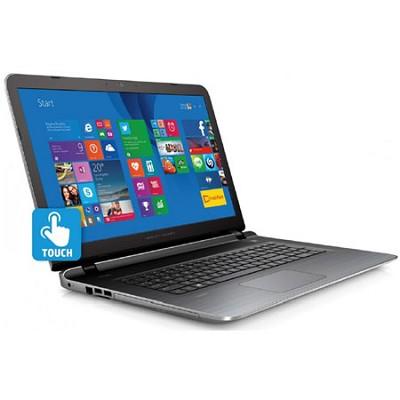 Pavilion 17-g020nr 17.3` AMD A8-7410 Quad-Core APU Touchscreen Notebook