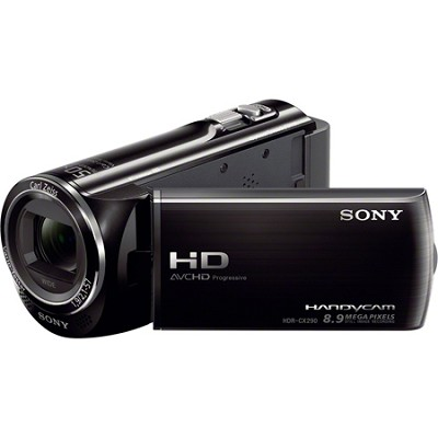 HDR-CX290/B 8GB Full HD Camcorder