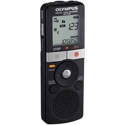 VN-7200 - 2GB Digital Voice Recorder REFURBISHED