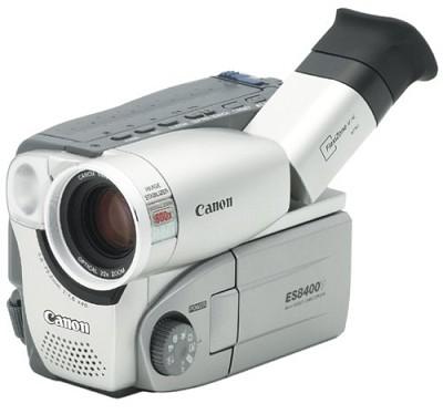 ES-8400V Camcorder