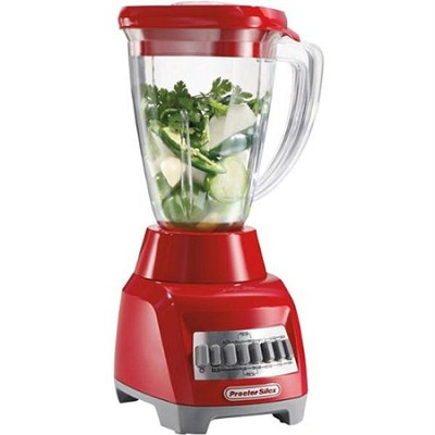 10-Speed Blender, Red (50125)