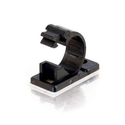 43053 .68in Self-Adhesive Cable Clamp - 50 Pack