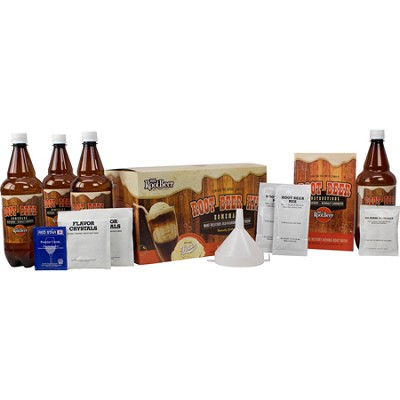 Mr. Root Beer Home Brew Kit