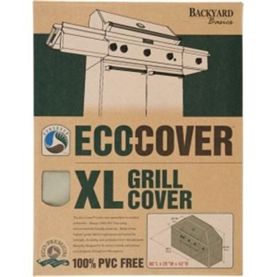 XL Grill Cover 80x25x42`