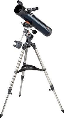 31035 AstroMaster 76 EQ Reflector Telescope